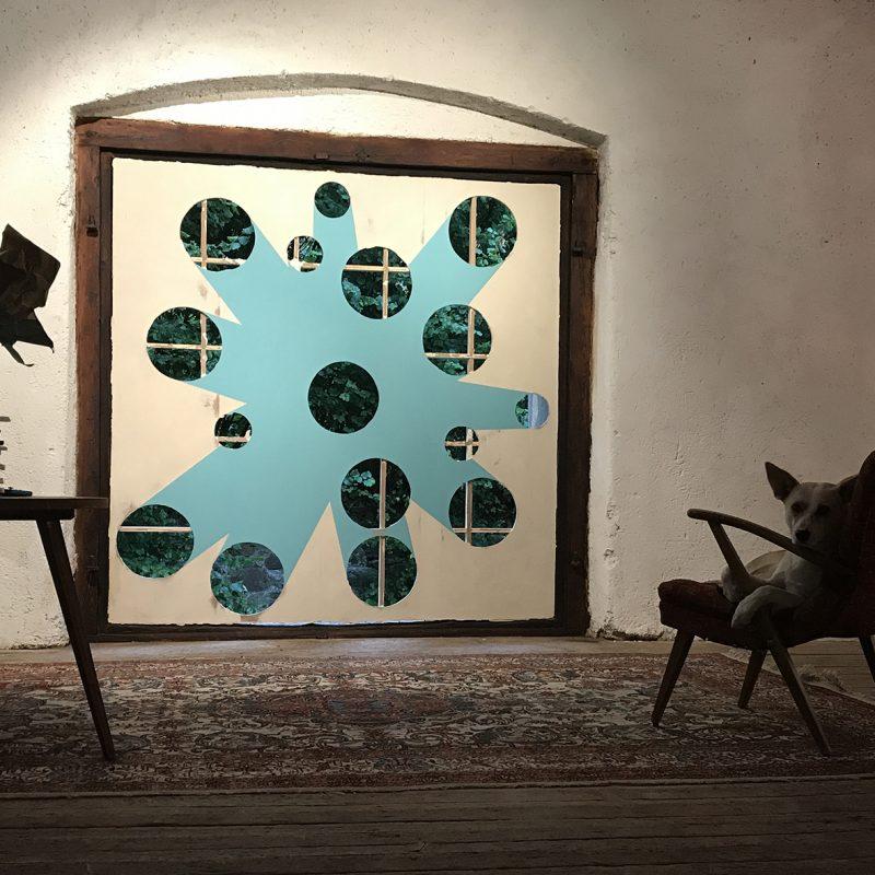 Untitled (schrattenberger tor), 2020